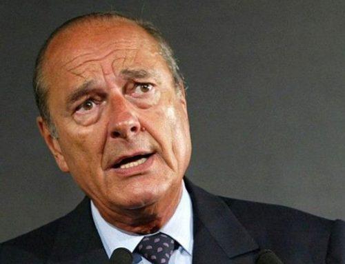 Jacques Chirac… La belle histoire