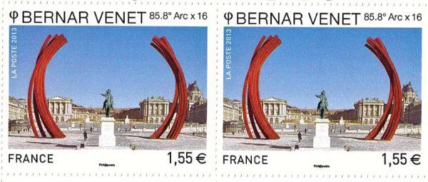 timbre bernar venet