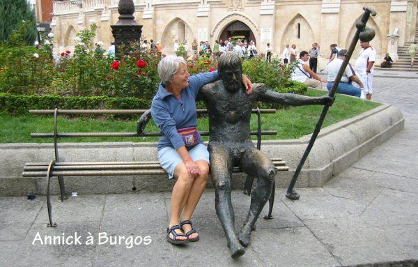 annick à burgos