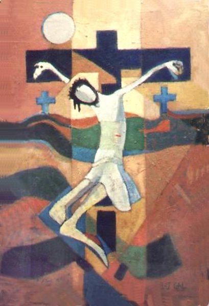 crucifixion louis-jean gal